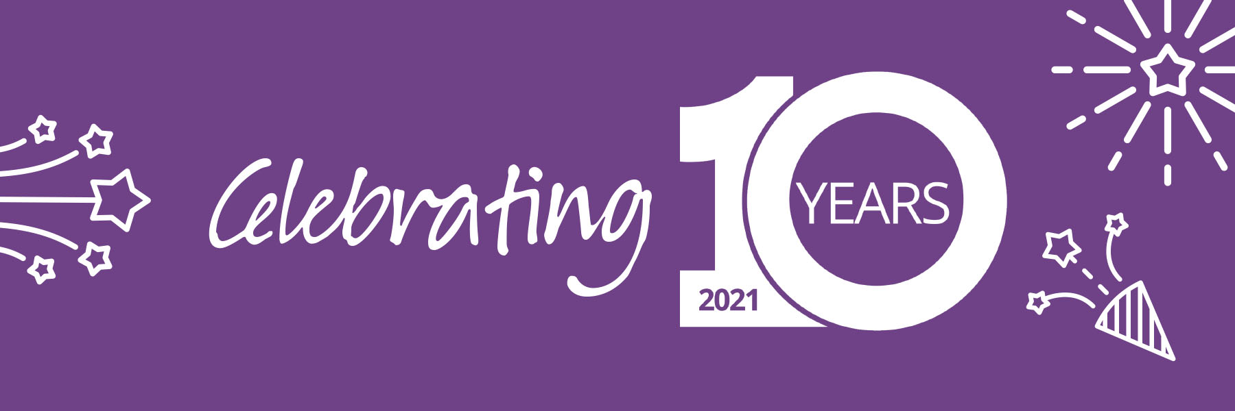 Celebrating 10 years | Resilience